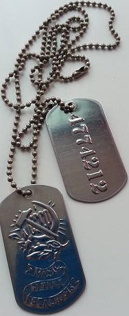 File:Holy Bible Dog tags.jpg